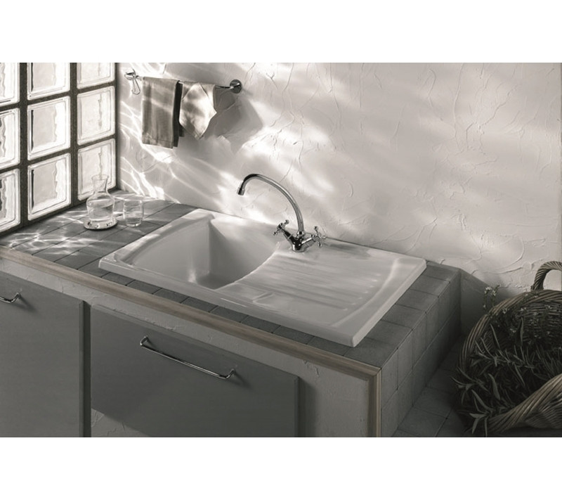An image of Thomas Denby Sonnet (Single) Sink