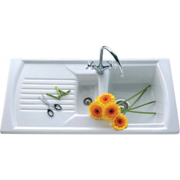 An image of Thomas Denby Sonnet (1.5 Bowl) Sink
