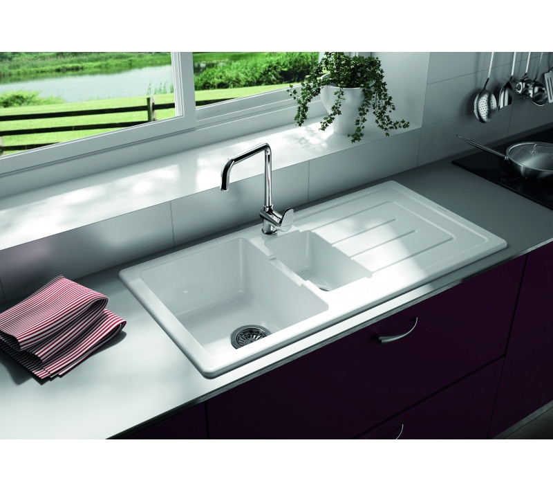 An image of Thomas Denby Jarla (1.5 Bowl) Sink
