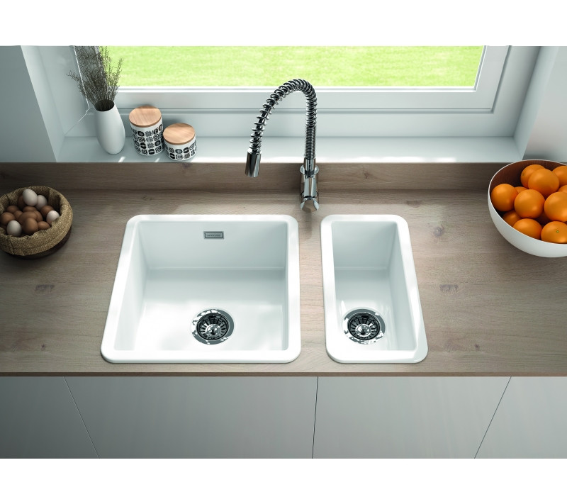 An image of Thomas Denby Metro (Half bowl) Sink