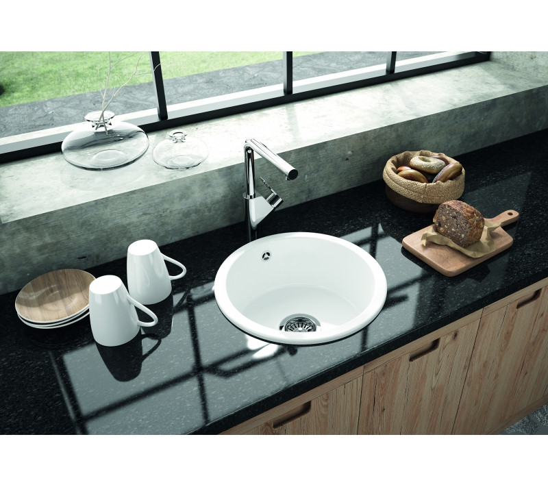 An image of Thomas Denby Metro (Round Bowl) Sink