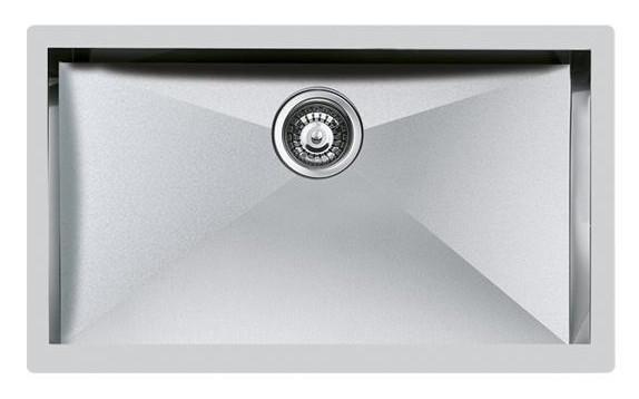 An image of Perrin & Rowe 2671 Undermount Stainless Steel Sink