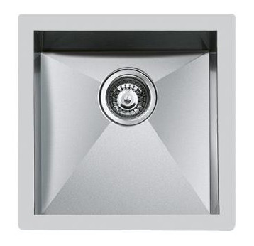 An image of Perrin & Rowe 2645 Undermount Stainless Steel Sink