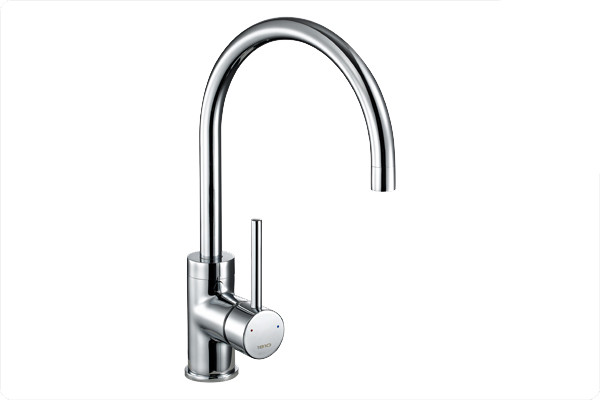 An image of 1810 Courbe Curved Spout Tap