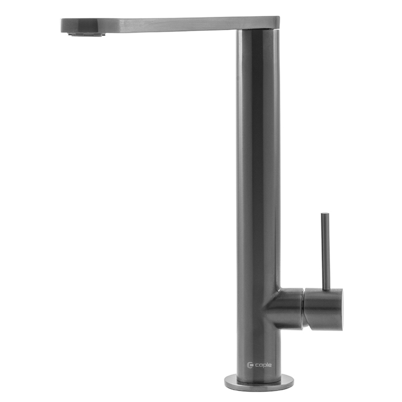 An image of Caple Karns Gunmetal Kitchen Tap