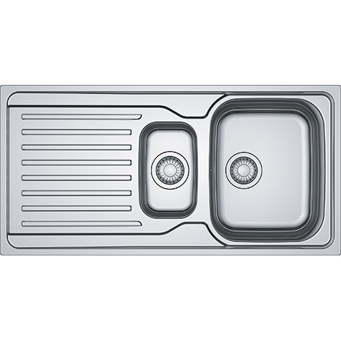 An image of Franke Antea AZN 651 Stainless Steel Kitchen Sink