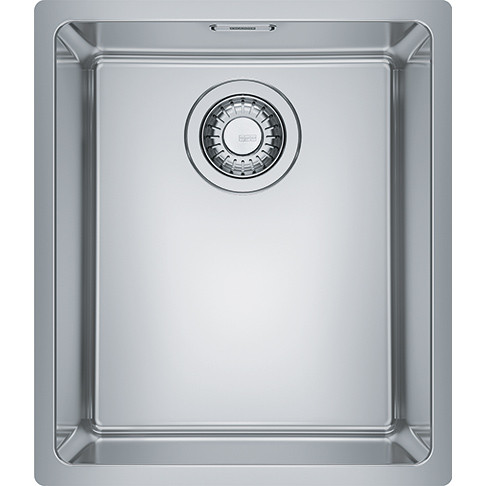 An image of Franke Maris MRX 210 34 Stainless Steel Kitchen Sink