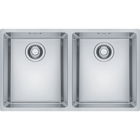 An image of Franke Maris MRX22034-34 Stainless Steel Kitchen Sink