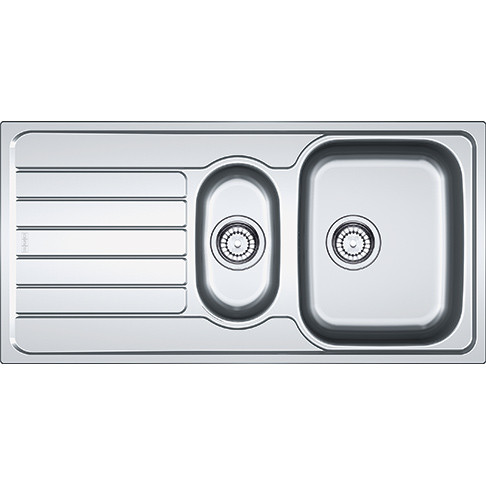 An image of Franke Spark SKX651 Stainless Steel Kitchen Sink