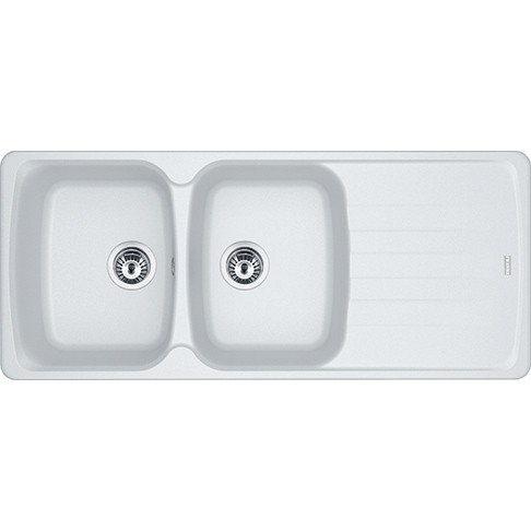 An image of Franke Antea AZG 621 Fragranite Kitchen Sink