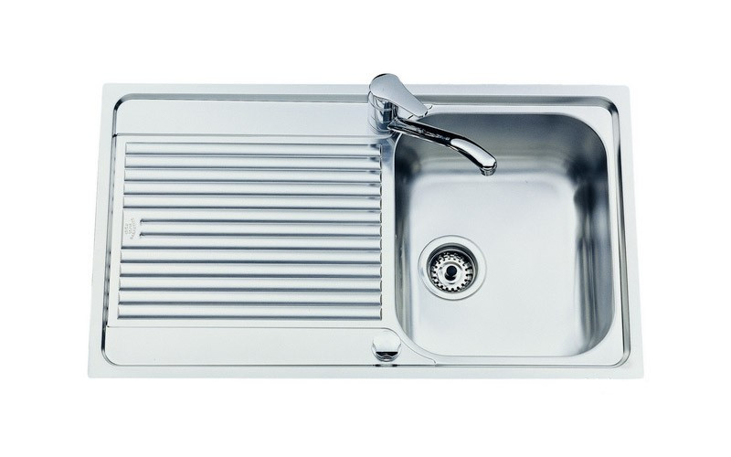 An image of Luisina Melodie EV6501-IL Single Bowl Kitchen Sink