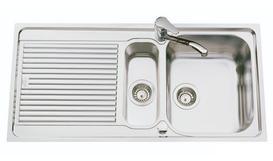 An image of Luisina Melodie EV6511-IL One + Half Bowl Kitchen Sink