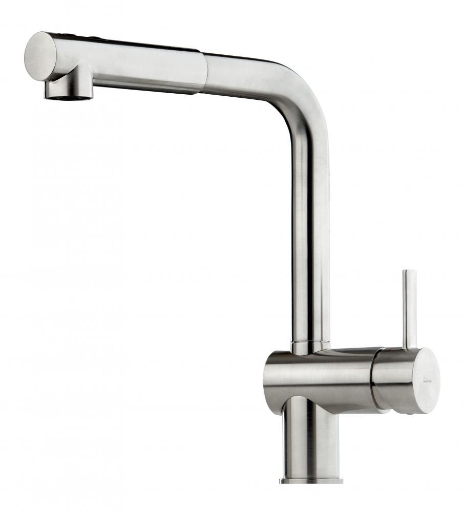 An image of Luisina RCD216/DO-057 Single Lever Tap Inox Style
