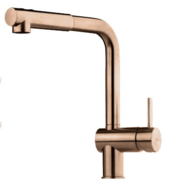 An image of Luisina RCD216/DO-090 Single Lever Tap Copper