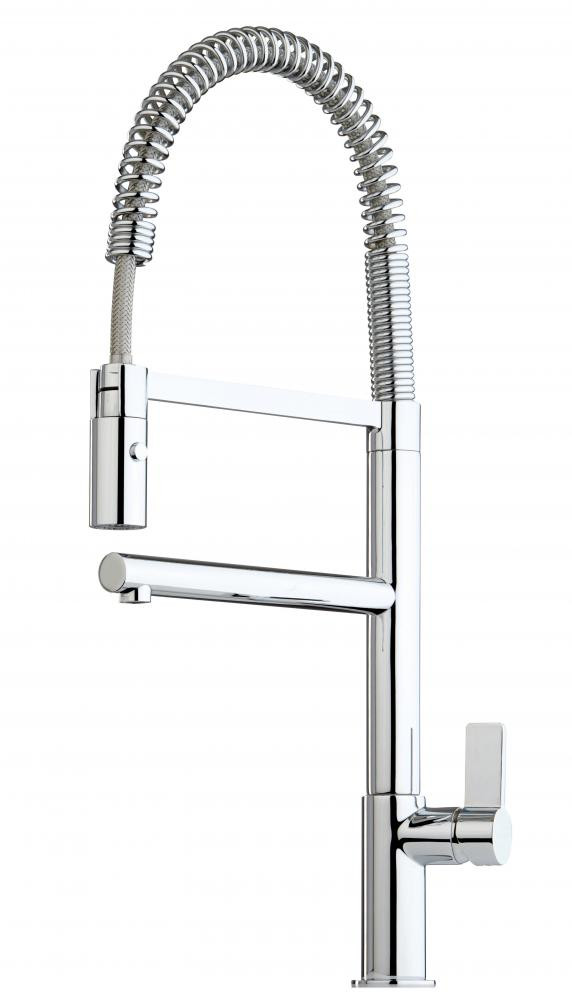 An image of Luisina RCD72/DO-015 Pull Out Kitchen Tap