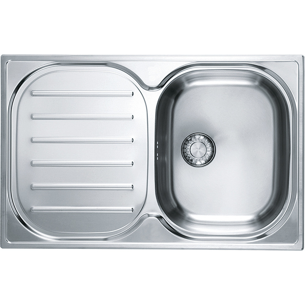 An image of Franke Compact Plus CPX P611-780 Stainless Steel Kitchen Sink