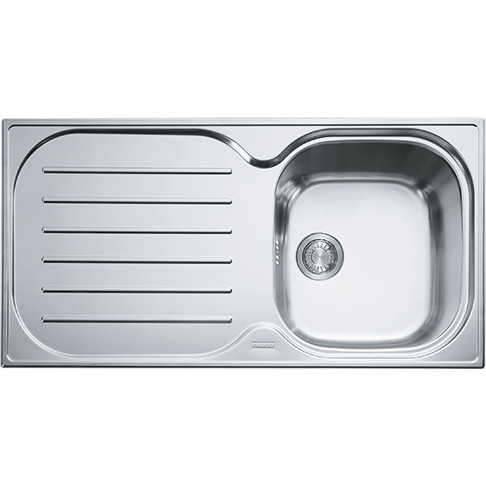 An image of Franke Compact Plus CPX P611-965 Stainless Steel Kitchen Sink