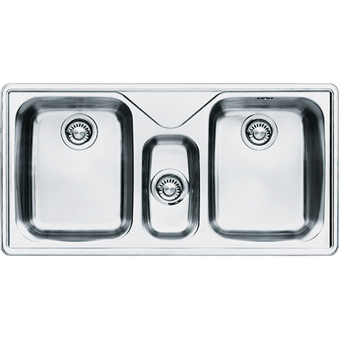 An image of Franke Ariane ARX670 Stainless Steel Kitchen Sink