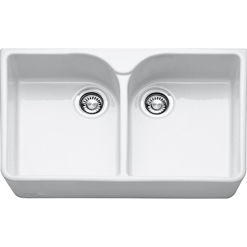 An image of Franke Belfast VBK720 Ceramic Kitchen Sink