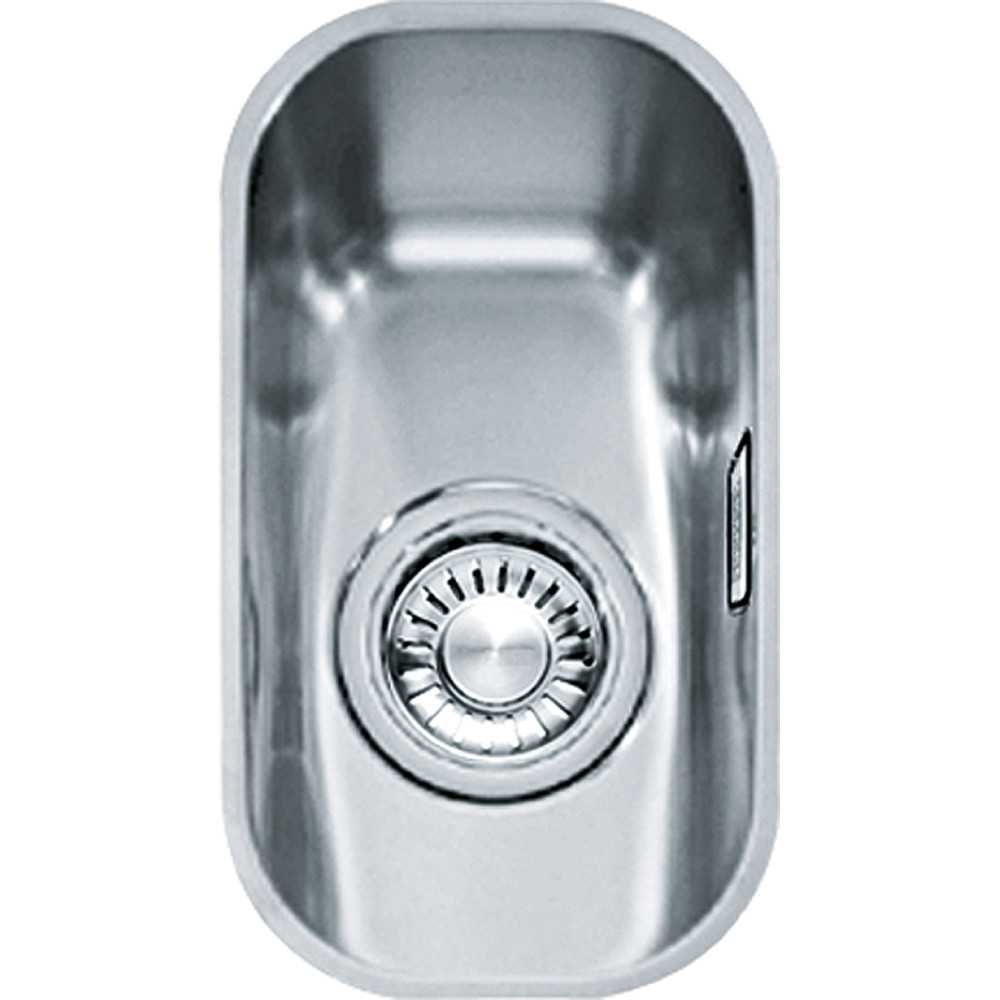 An image of Franke Ariane ARX110 17 Stainless Steel Kitchen Sink