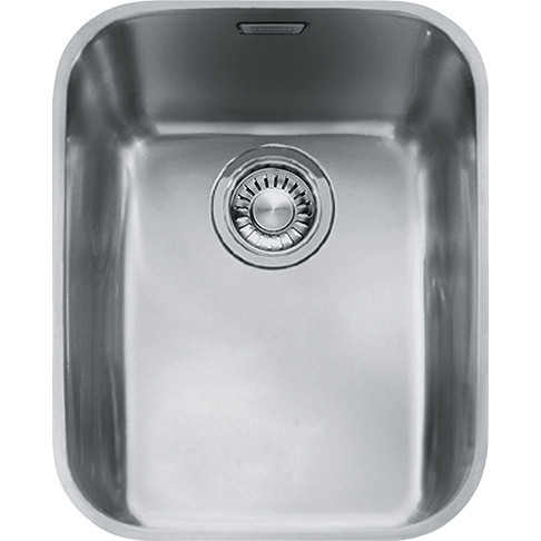An image of Franke Ariane ARX110 35 Stainless Steel Kitchen Sink