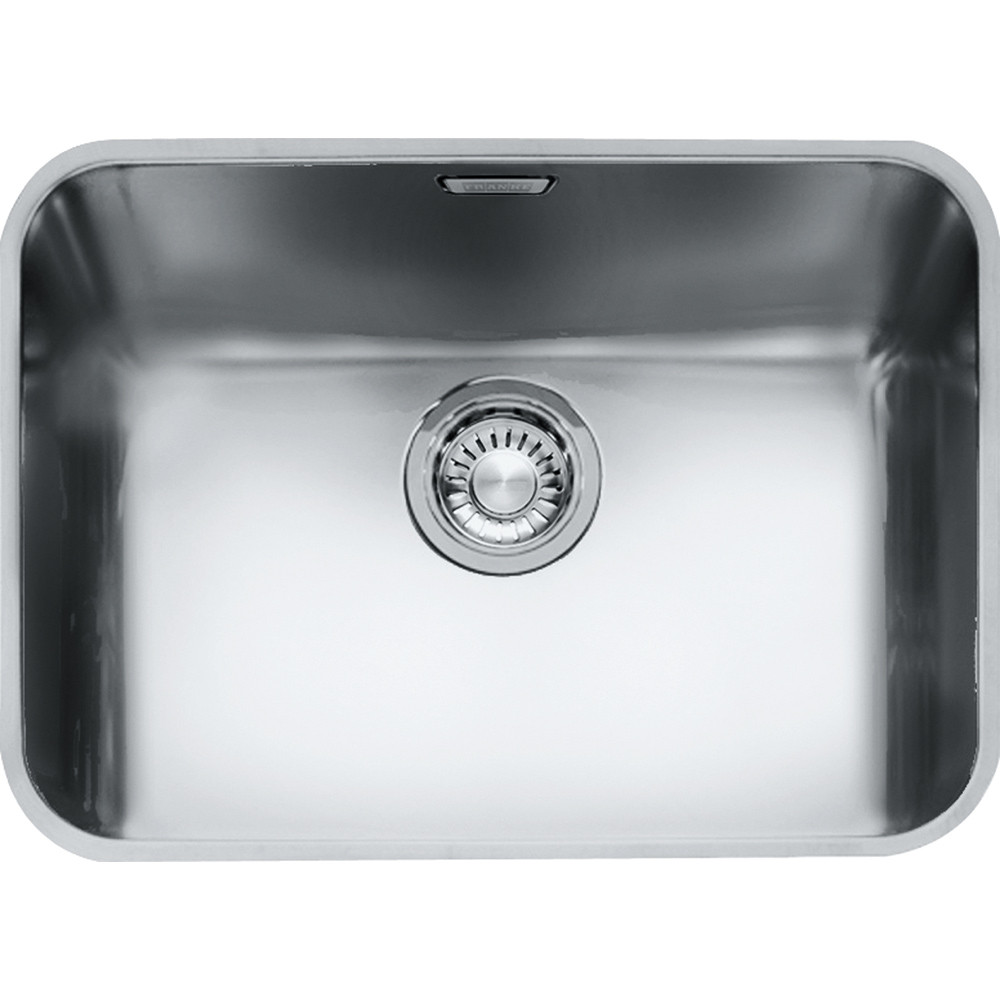 An image of Franke Largo LAX110 50 Stainless Steel Kitchen Sink