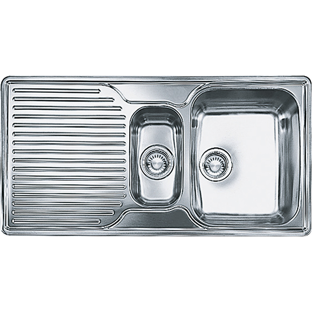 An image of Franke Ariane ARX651-P Stainless Steel Kitchen Sink
