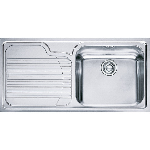 An image of Franke Galassia GAX611 Stainless Steel Kitchen Sink