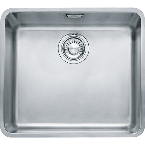 An image of Franke Kubus KBX110 45 Stainless Steel Kitchen Sink