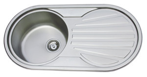 An image of County Aberdeen Kitchen Sink