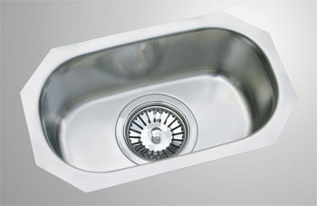 An image of County Dorking Kitchen Sink